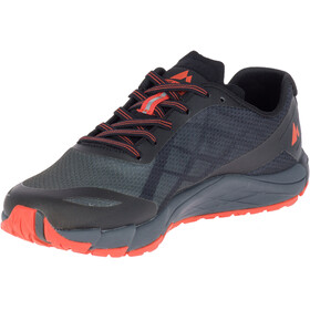 """Merrell W's Bare Access Flex Shoes Black"""